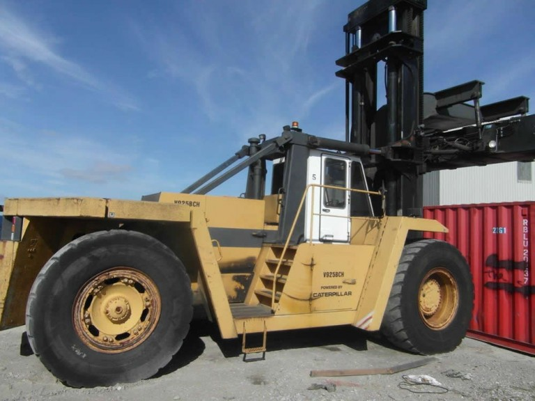 10 Ton Fork Lift Cat : Ton forklifts shad group