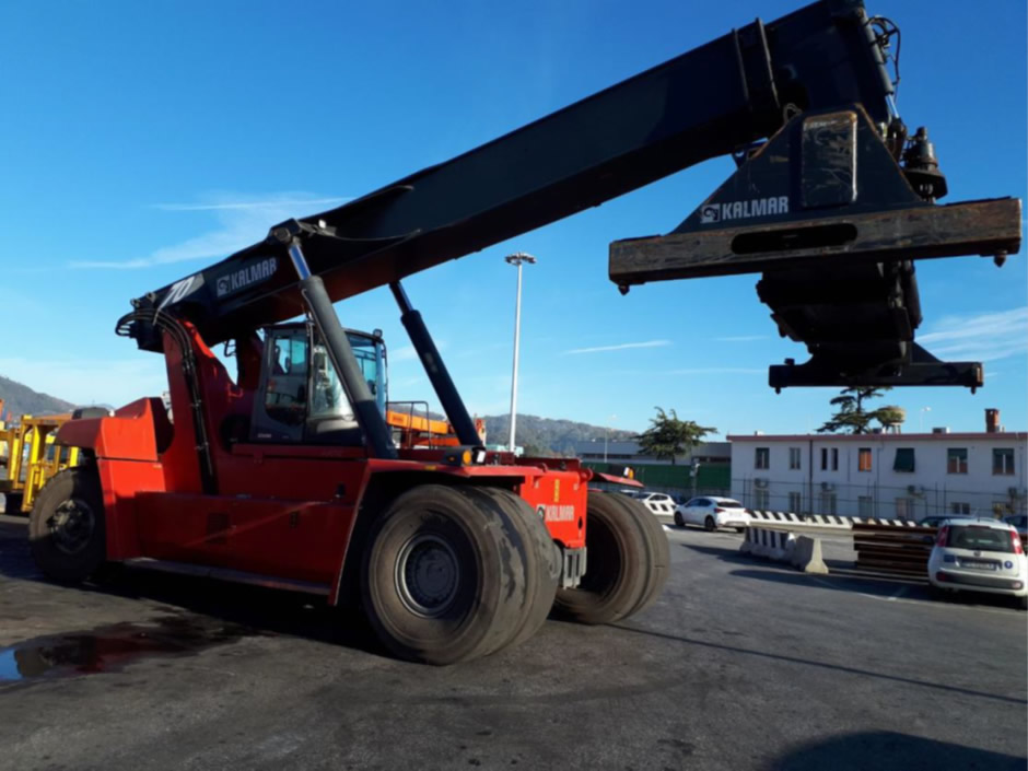 RS260<br>Kalmar DRG45065S5<br>Year: 2015<br>Hours: 11000