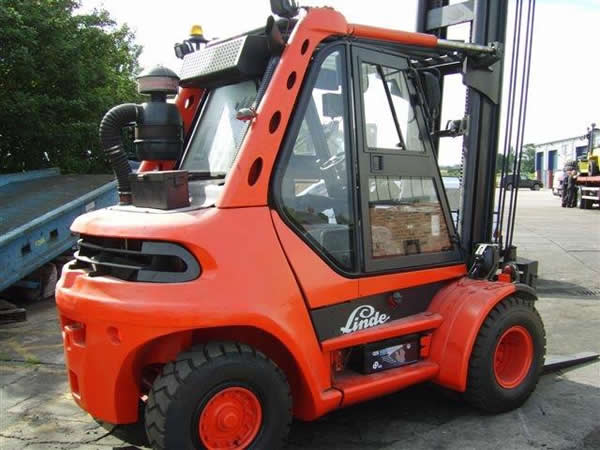 FKL107<br>LINDE H80D  <br>Year: 2004<br>Hours: 6100