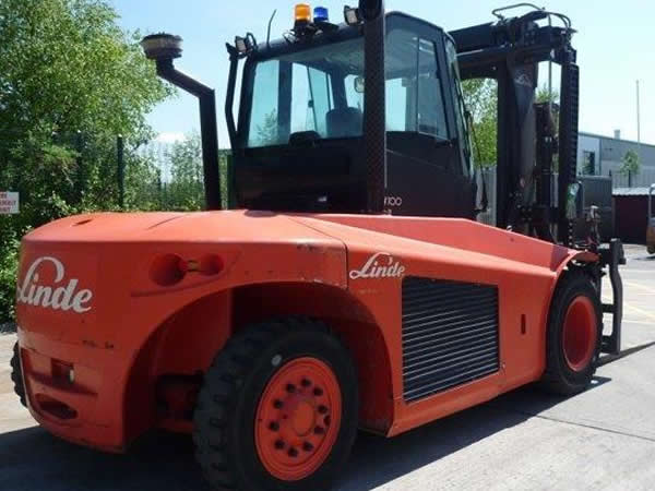 FKL108<br>LINDE H100  <br>Year: 2008<br>Hours: 2700
