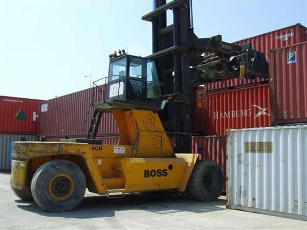 FLC109<br>BOSS G36 4CH<br>Year: 1995<br>Hours: 17100