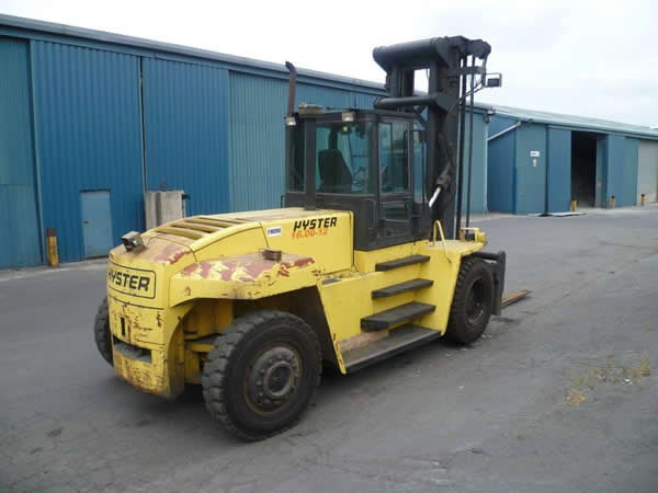 HDF123<br>Hyster H16XM-12  <br>Year: 1998<br>Hours: 13100
