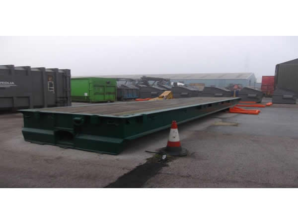 TME113<br>Mafi Rollertrailer <br>Capacity: 60T <br>8 Available