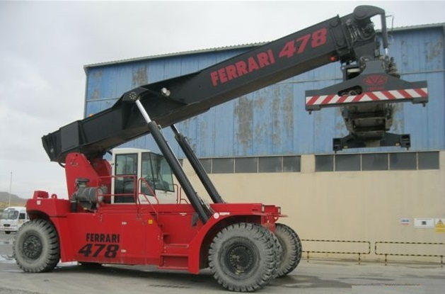 RS256<br>CVS Ferrari F478.5 <br>Year: 2010<br>Hours: 13000