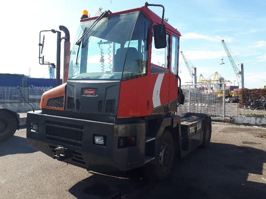TRA284<br>Kalmar TRL618i  <br>Year: 2008<br>Hours: 11000