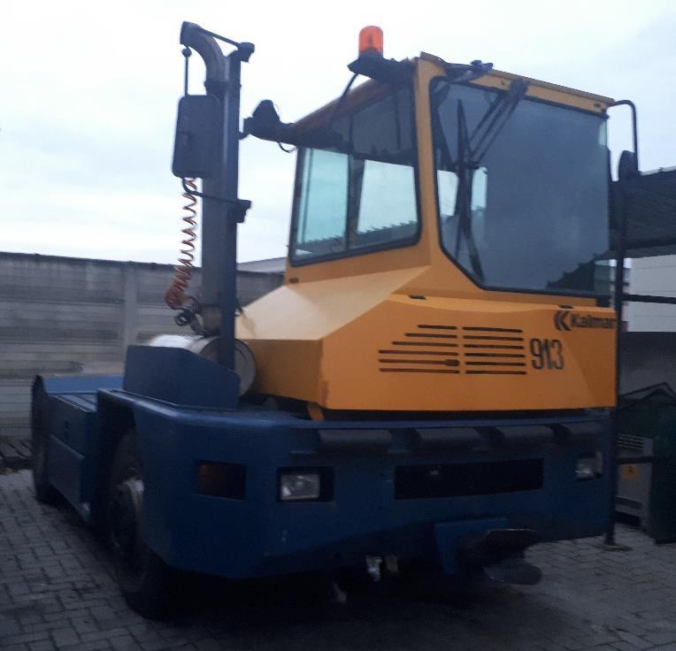 TRA285<br>Kalmar TRX182AL  <br>Year: 2007<br>Hours: 9000
