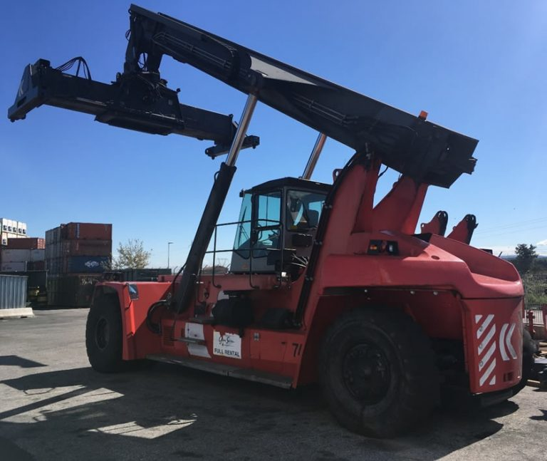 RS264<br>Kalmar DRF45065S5<br>Year: 2008<br>Hours: Circa 17000