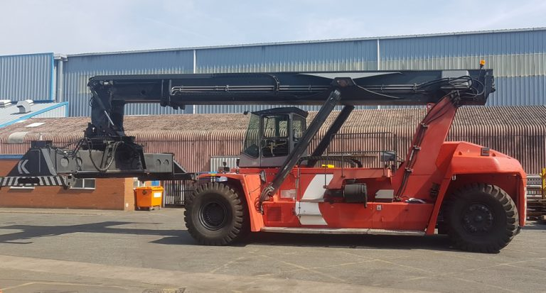 RS266<br>Kalmar DRG45065S5<br>Year: 2015<br>Hours: 11000