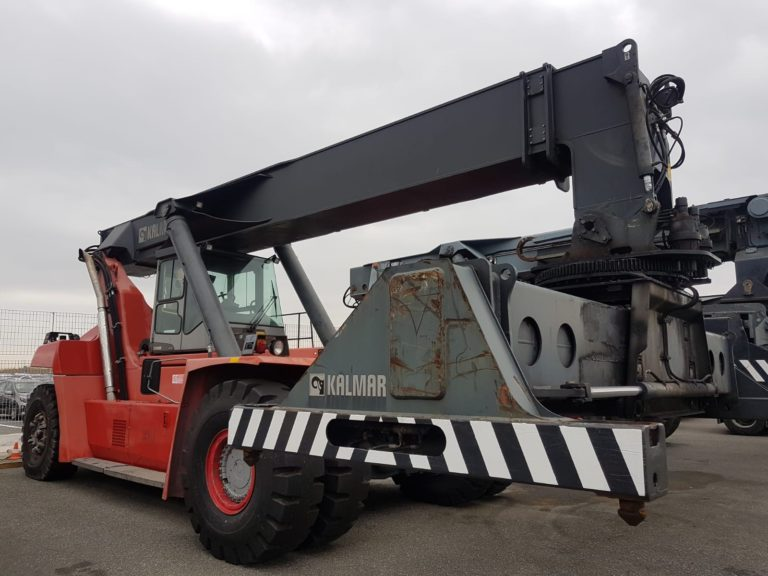 RS272<br>Kalmar DRF45060S5<br>Year: 2012<br>Hours: Circa 12555