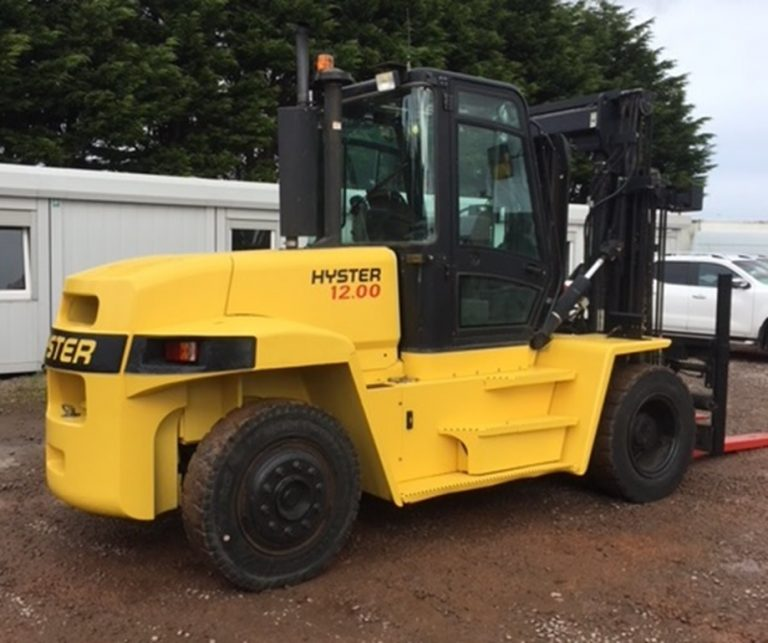 HDF156<br>Hyster H12.00XM-1200<br>Year: 2006<br>Hours: Circa 3000