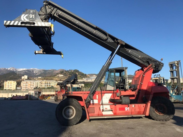 RS283<br>Kalmar DRF45060S5<br>Year: 2007<br>Hours: Circa 16500