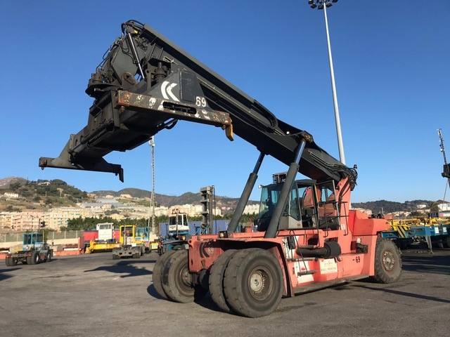RS282<br>Kalmar DRF45065S5<br>Year: 2008<br>Hours: Circa 16000