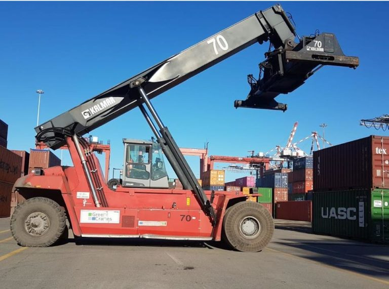 RS277<br>Kalmar DRF45065S5<br>Year: 2013<br>Hours: Circa 14000