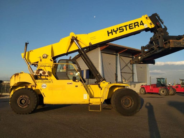 RS280<br>Hyster HR45-27<br>Year: 2006<br>Hours: 24000