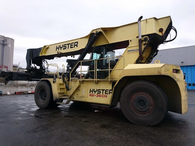 RS286<br>Hyster RS46-36CH<br>Year: 2011<br>Hours: 17100