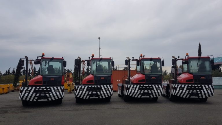 TRA289<br>Kalmar TR618ia LHD<br>Year: 2011<br>Hours: All circa 11,000 <br> 2 Available