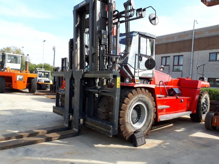 HDF160<br>Kalmar DCF330.12LB  <br>Year: 2015<br>Hours: ONLY 1200