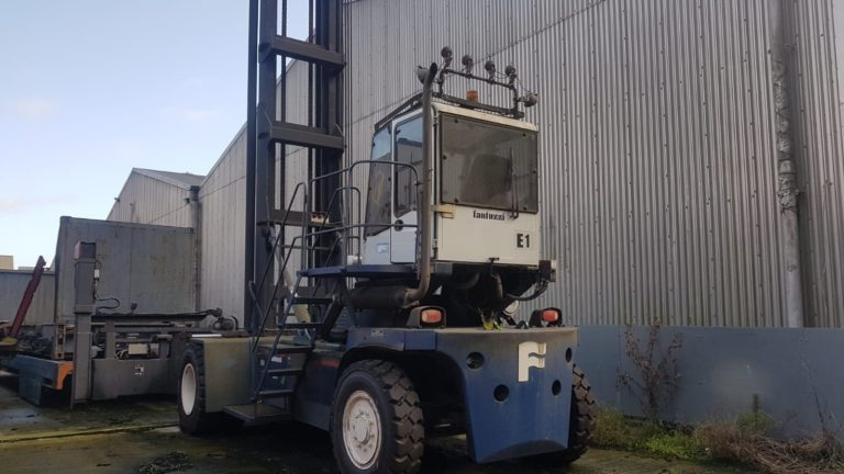 ECH259<br>Terex Fantuzzi FDC20K6<br>Year: 2008<br>Hours: Circa 14934