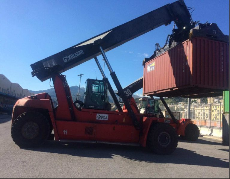RS294<br>Kalmar DRG45065S5<br>Year: 2015<br>Hours: Circa 20500