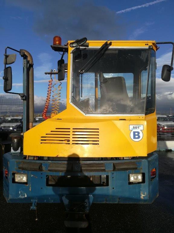 TRA295<br>Kalmar TRX182A 4×4<br>Year: 2005<br>Hours: Circa 3,500
