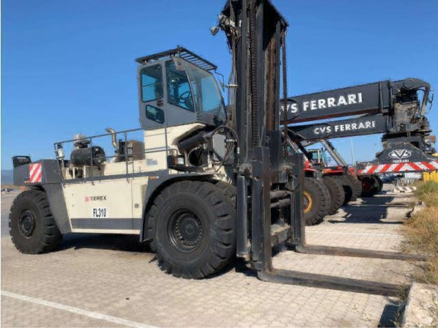 HDF171<br>Terex FDC420 <br>Year: 2016<br>Hours: ONLY 150