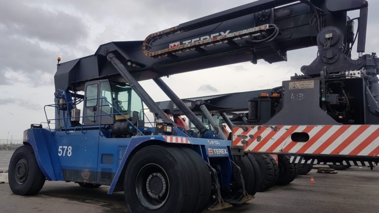 RS295<br>Terex CS45KS<br>Year: 2011<br>Hours: Circa 17000
