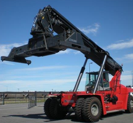RS298<br>Kalmar DRF45065S5<br>Year: 2013<br>Hours: Circa 12,200