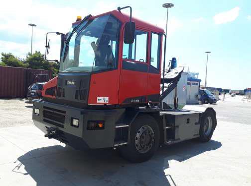 TRA297<br>Kalmar TR618i LHD<br>Year: 2015<br>Hours: Circa 8,000
