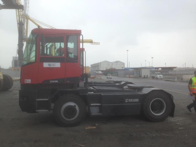 TRA300<br>Kalmar TRL618i<br>Year: 2016<br>Hours: Circa 1,500