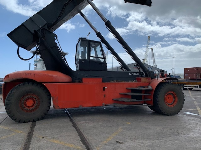 RS303<br>LINDE C4531-TL<br>Year: 2005<br>Hours: Circa 9600