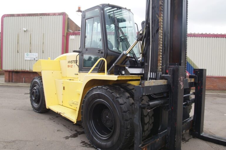 HDF173<br>Hyster H18.00XM-1200 <br>Year: 2013<br>Hours: 5271 & 5369!