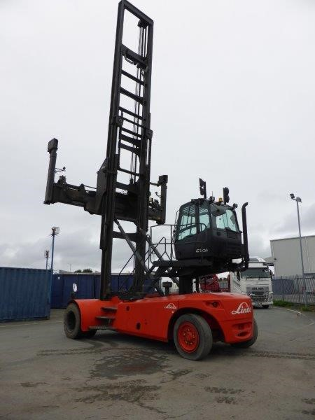 ECH264<br>Linde C80/6<br>Year: 2005<br>Hours: Circa 8,000
