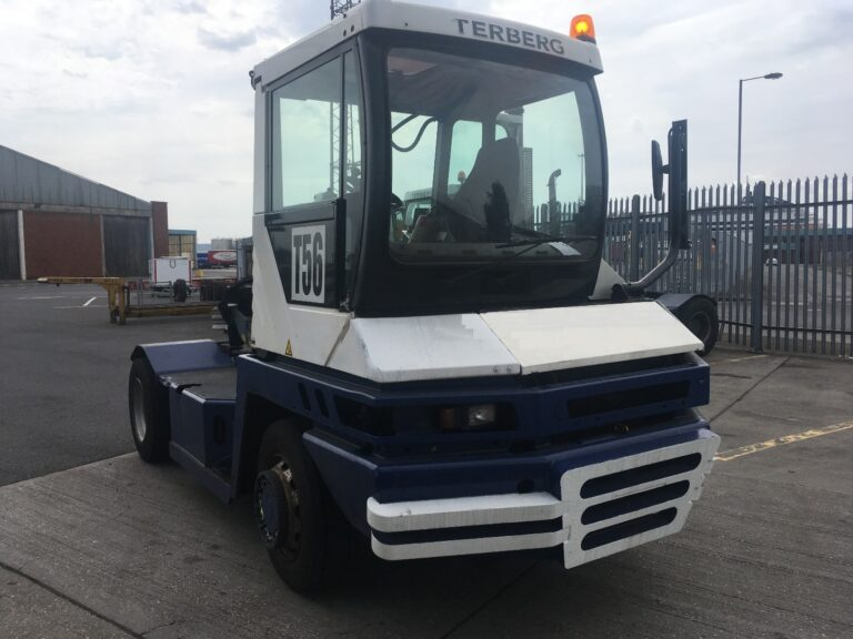 TRA301<br>TERBERG RT222 <br>Year: 2008<br>Hours: 17000
