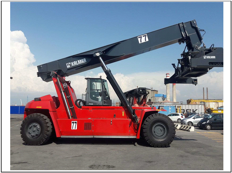 RS311<br>Kalmar DRG45065S5<br>Year: 2018<br>Hours: 11121