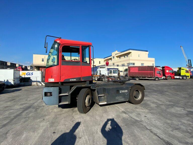 TRA303<br>Kalmar TR618i 4×4<br>Year: 2018<br>Hours: Circa 4800