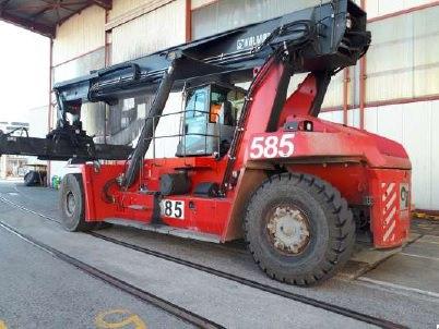 RS315<br>Kalmar DRG45065S5<br>Year: 2015<br>Hours: Circa 14500